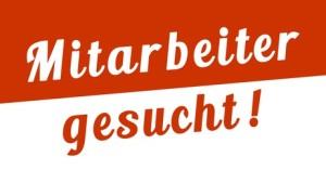 sm2 SchildMitarbeiter - Mitarbeiter gesucht - 16zu9 g3679